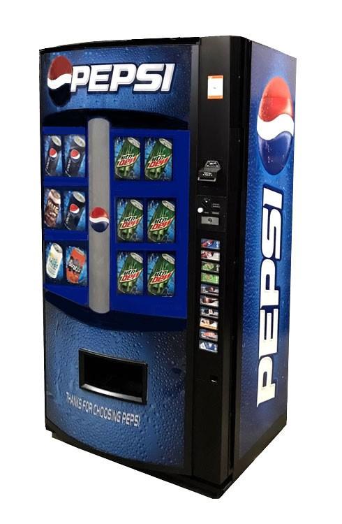Vendo 540/720 V-Max Bottle Vending
